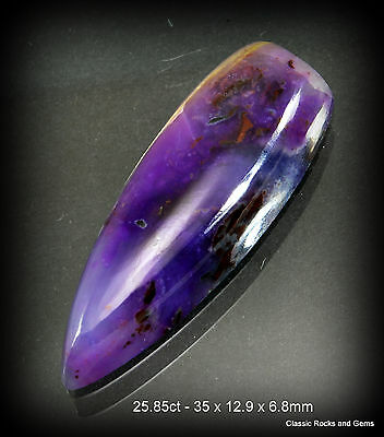 AAA Gel Quality Sugilite Richterite Gemstone Top Sugilith Richterit Edelstein