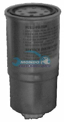FILTRO DIESEL BMW 3 Compact (E36) 318 tds 66KW 01/1995 08/00 074127435A 2437900