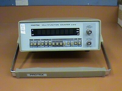 Protek Multifunction Counter