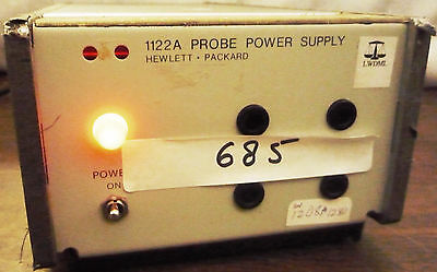 Hp Probe Power Supply 1122A  ( Item # 685/14 )