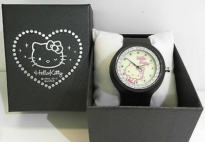 Brand New Hello Kitty by Sanrio Silicon Watch 52710
