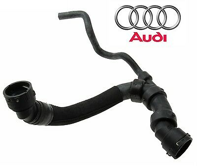 For Audi A6 Quattro 2005 2011 Upper Radiator Hose Genuine 4f0 121