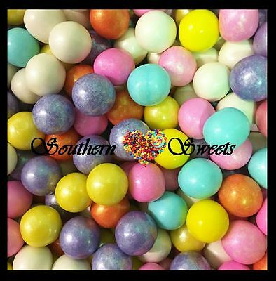 Colourful Gumballs Assorted Rainbow Mix 700G Christmas Xmas Lollies