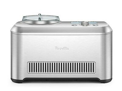 Breville BCI600BSS the Smart Scoop™ Ice Cream Maker