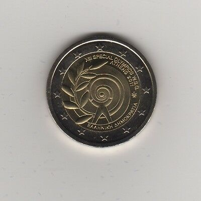 """#6259# (M539-D) Griechenland - 2 Euro - """"XIII. Special Olympics"""" - 2011"""