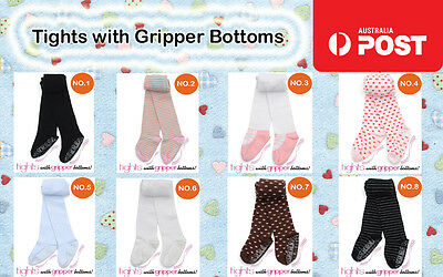 """SKIDDERS"" Baby toddler boys girls unisex leggings tights pants leg warmer socks"