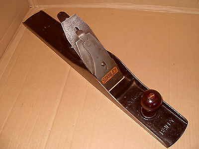 Corrugated Sole Stanley Bailey No. 7 Plane Made In CANADA - As Photo's