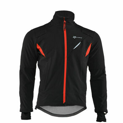 Sobike Cycling Thermal Long Jersey Jacket Wind Storm Warm Sport Coats For Autumn