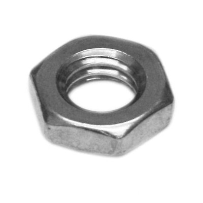 M6 M8 M10 M12 Hex Lock Nut Half Nuts Din 439 A2 Stainless Steel
