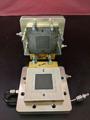 Fuel Cell Technologies Johnson Matthey Single Cell Hardware Fuel Cell #1