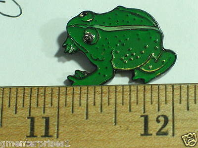 Frog ? Toad Pin ?   Hat Tack Lapel Pin Badge