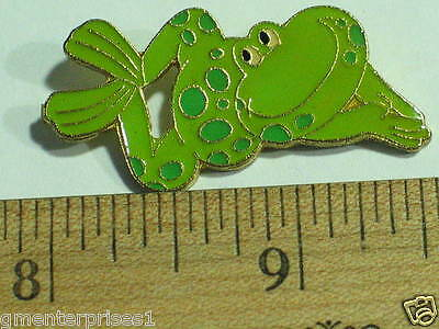 Frog Pin - Swiming or Diving ( Ex lg)