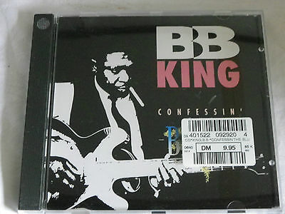 Cd - Bb King - Confessin´ The Blues