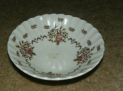 J G Meakin Chatsworth Soup/cereal Bowl, Made in England