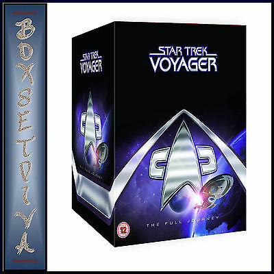 Star Trek Voyager - Complete Collection - The Full Journey  **Brand New Dvd **