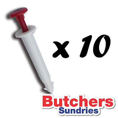 Butchers-Sundries 10 x Single Christmas Turkey Pop Up Timers / Poultry / Cooking