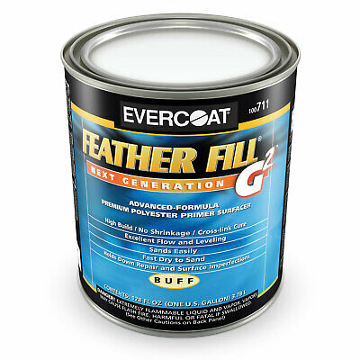Evercoat Feather Fill G2 Polyester Primer Surfacer - 711