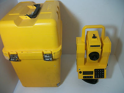 Geodimeter Geodolite Theodolite Total Station 504 Surveying Spectra Physics