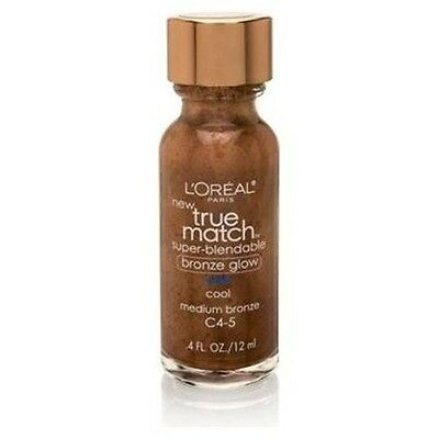 L Oreal Fond De Teint True Match Medium Bronze C 4 - 5 Aux Particules D Or