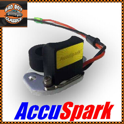 AccuSpark Stealth Electronic Ignition Points Conversion Kit For LUCAS 45D