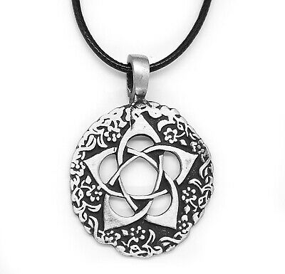 Pagan Pendant - Pentacle of the Goddess Necklace