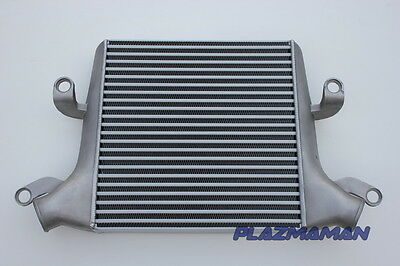 PLAZMAMAN Ford FG Turbo Stage 1 700hp Tube & Fin Intercooler kit  - Falcon XR6