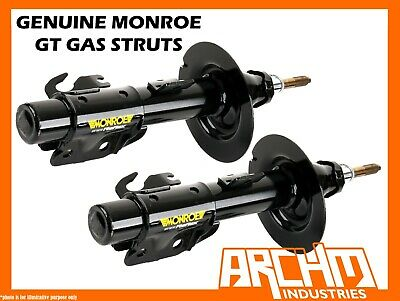 Ford Falcon Fg Xr6/xr6 Turbo Sedan 4/08-6/11 Front Monroe Gt Gas Shock Absorber