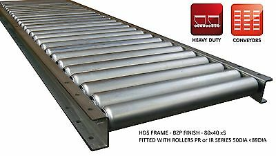Heavy Duty HD5 Steel Conveyor /Pallet Conveyor 500 kgs & 1000kgs load capacity
