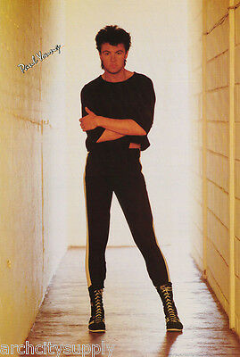 Poster :music : Paul Young  - British Singer  - Free Shipping !  #8098 Rap6 D