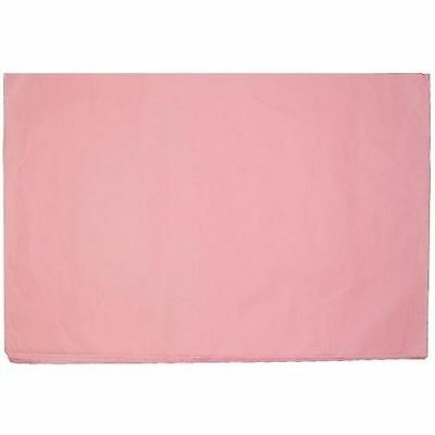 Case of 17x27 Pink Premium Tissue Paper 4,800 Sheets ***NEW***