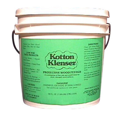 Kotton Klenser Antique Wood Feeder Restoring Oils 1 Gallon