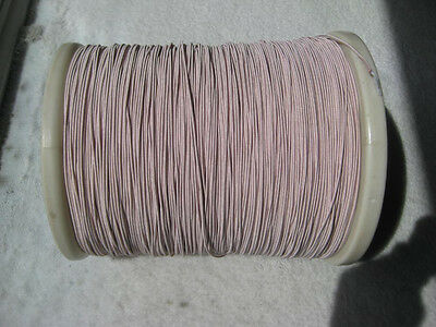 Single layer insulation Litz wire 250//46 for Amateur /& Crystal Radio coil 200/'