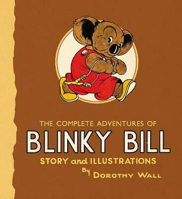 The Complete Adventures of Blinky Bill by Dorothy Wall Hardcover Book Free Shipp