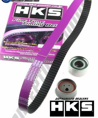 Mitsubishi EVO IX 9 4G63T HKS Fine Tune Timing Belt Kit -GMB Idler & Tensioner