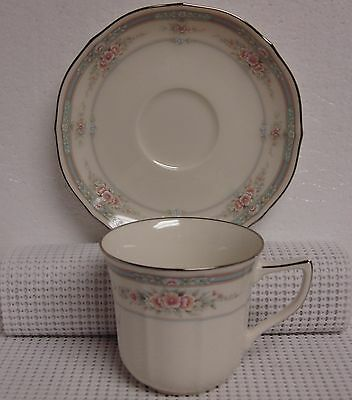 Noritake ROTHSCHILD Cup & Saucer Set BEST! ~ Multiple Available
