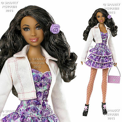 COLLECTABLE PRETTY N' LOVE BARBIE STARDOLL FASHION STYLE 2 INC. STYLISH OUTFIT