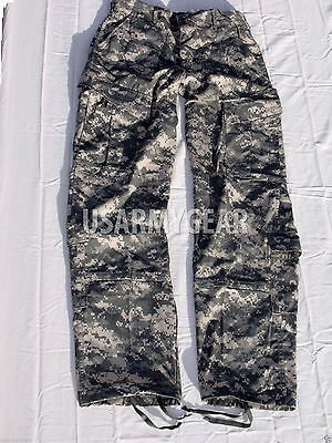 NEW Made in USA US Army Authentic Military Acu Combat Uniform Pants Trousers GI