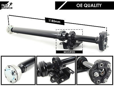 FOR VW TOUAREG 2.5 TDi 5.0 REAR CARDEN PROPSHAFT SHAFT MODIFIED BEARING 1185mm