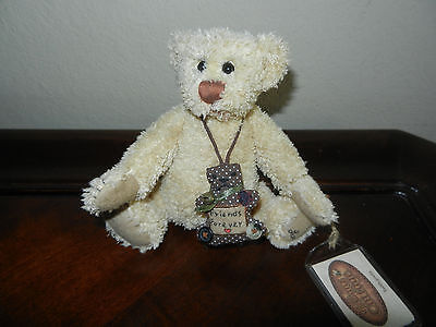 POCO by GANZ Cottage Collectibles Artist Designed Jointed Bear 5 inch
