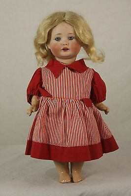 Antique Nippon Bisque Head Composition Body Doll c1920