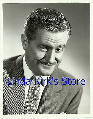 "Peter Donald Promotional Photograph ""The Ad Libbers"" CBS-TV 1951"