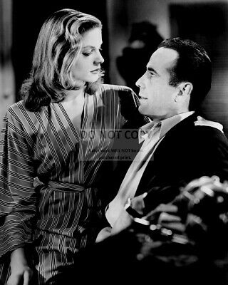 """LAUREN BACALL IN THE FILM /""""TO HAVE AND HAVE NOT/"""" 8X10 PUBLICITY PHOTO DA-152"""