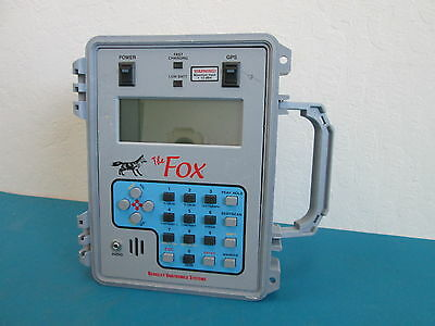 Berkeley Varitronics The Fox PCS Portable Signal Strength Meter / GPS