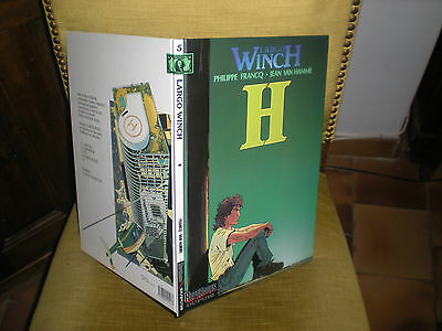 Largo Winch N°5 H - Edition Originale Septembre 1994