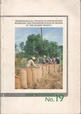 B.R. Champ & Others TECHNOLOGICAL CHANGE IN POSTHARVEST HANDLING AND TRANSPORTAT