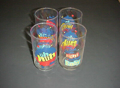 Libbey Diet Pepsi Drinking Glasses you got the right one Baby set 4