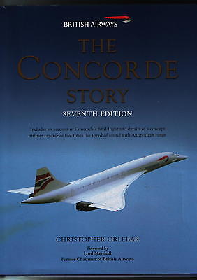 The Concorde Story - Seventh Edition (Osprey) - New Copy