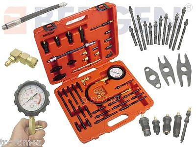 Comprehensive Master Compression Kit for Petrol and Diesel Engines 0-40Bar A5251