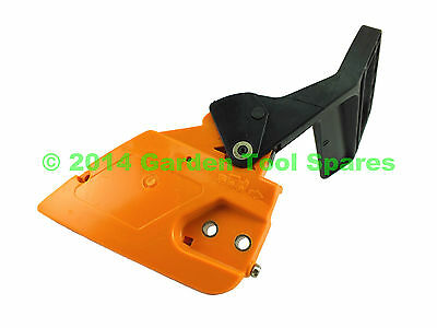 New Brake Handle / Clutch Sprocket Cover Fits Partner Chainsaw 350 351
