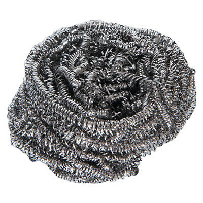 Professional Extra Large Stainless Steel Scourers  (Approx 40g) - Pack of 10